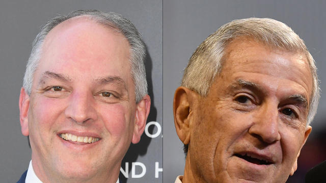 john bel edwards and eddie rispone
