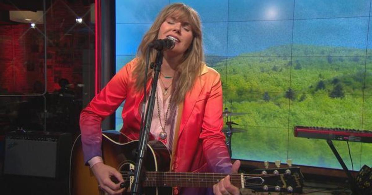 "Saturday Sessions: Grace Potter performs ""Release"""