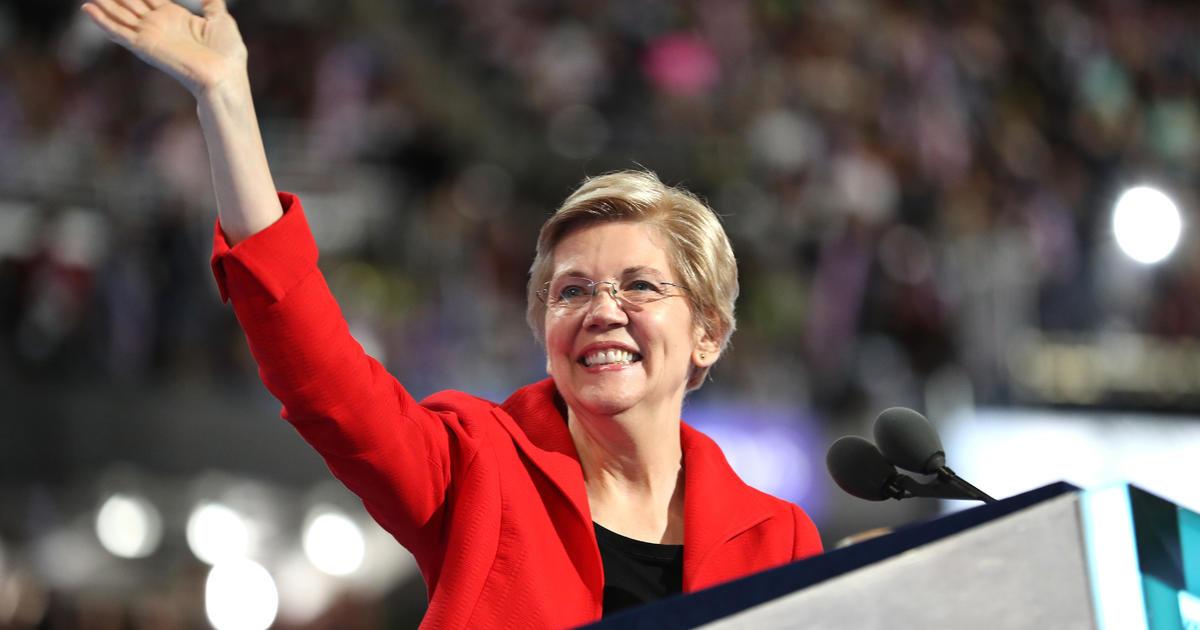 """Elizabeth Warren is """"in excellent health,"""" doctor's report says"""