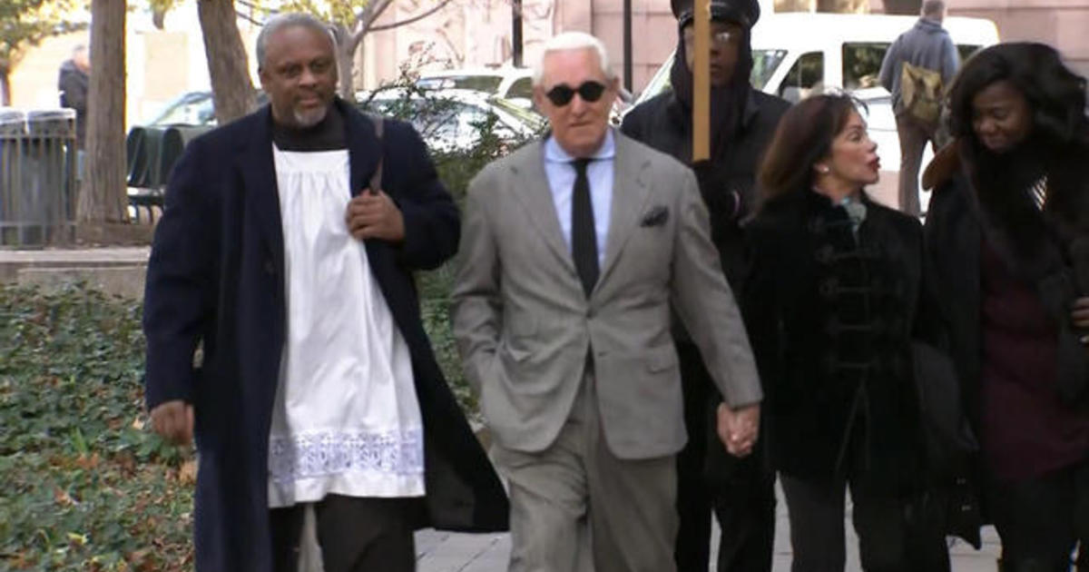 Roger Stone found guilty of seven charges, including lying to Congress