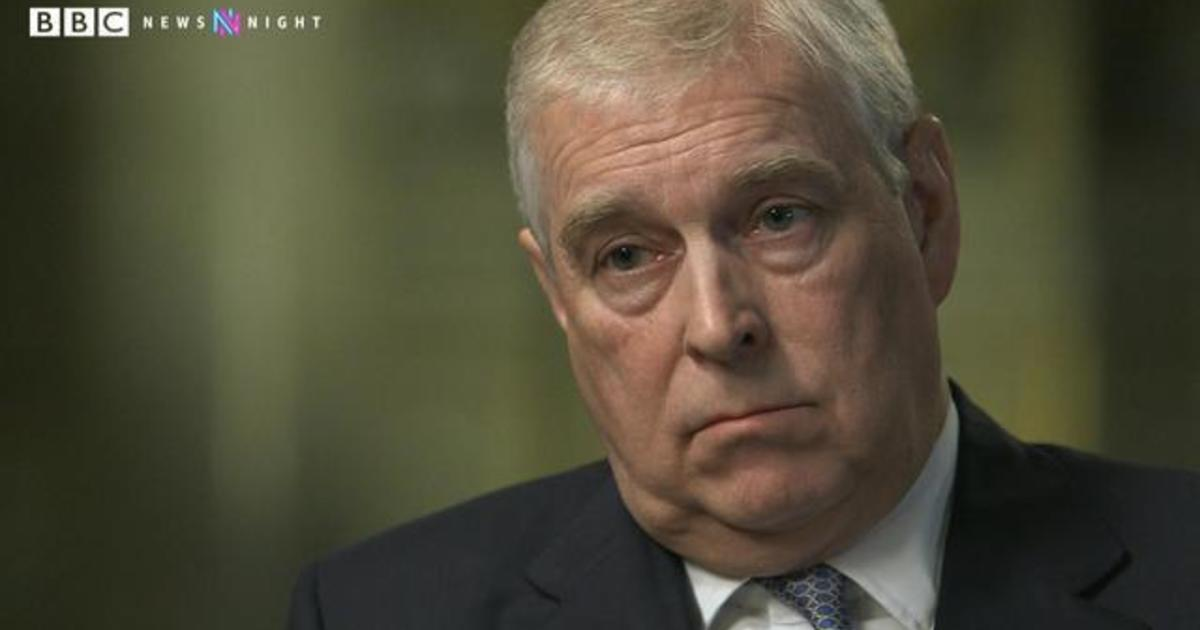 """Prince Andrew breaks silence on Jeffrey Epstein, letting """"royal family down"""""""