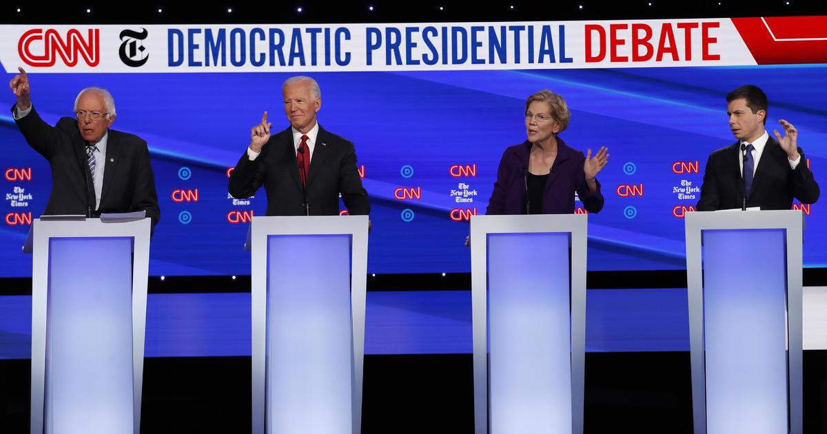 Current Status: CBS News Battleground Tracker: Buttigieg rises in Iowa and New Hampshire, Biden back atop delegate hunt