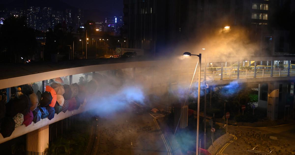 Police threaten to use lethal force on Hong Kong protesters