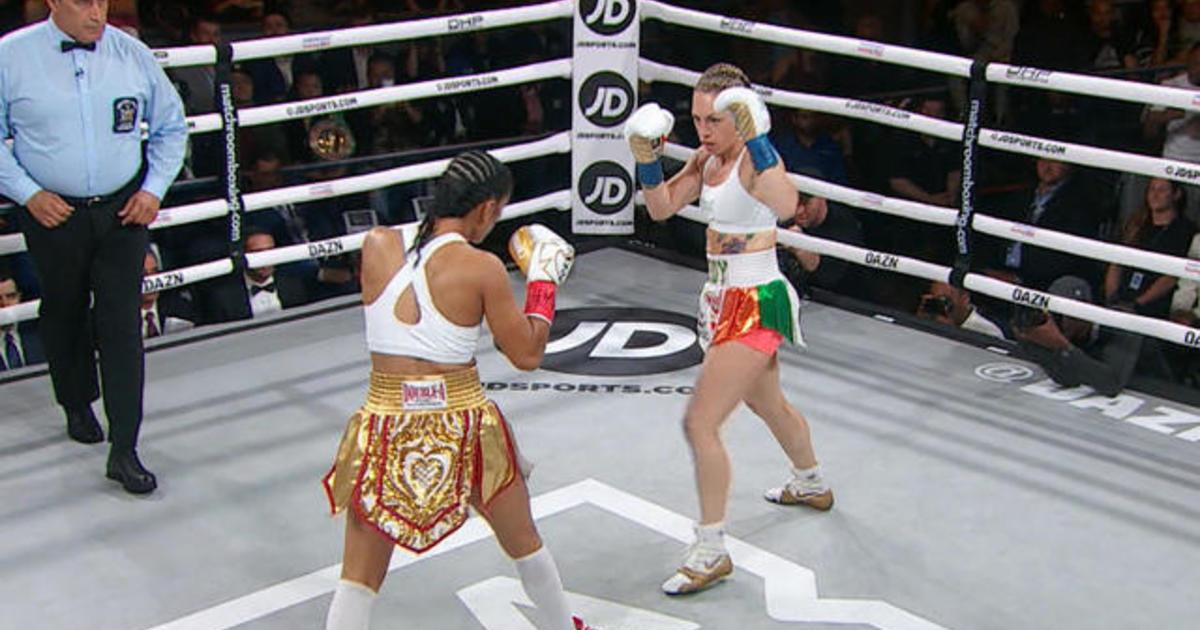 Ringside: The women of boxing