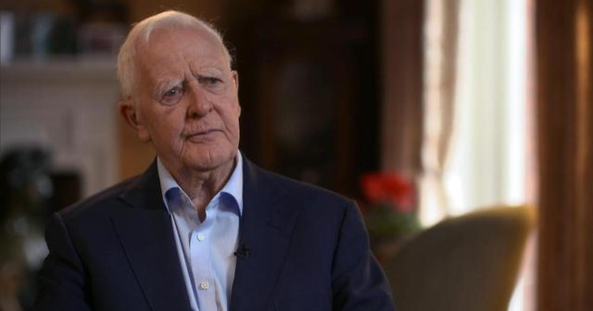 In conversation with John le Carré