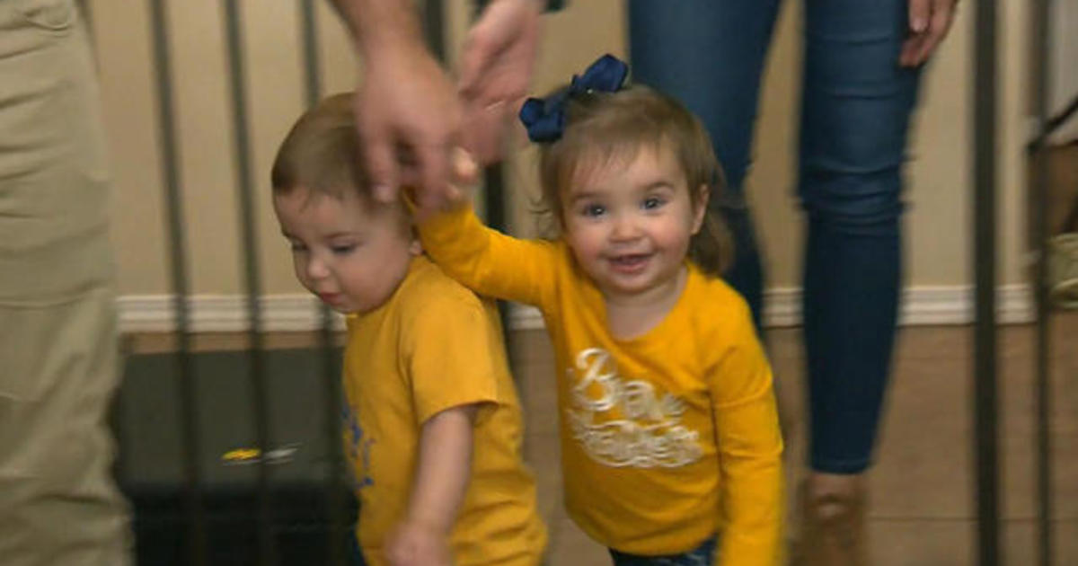 """Baby shot in Texas """"doing awesome"""" after surgeries, mom says"""