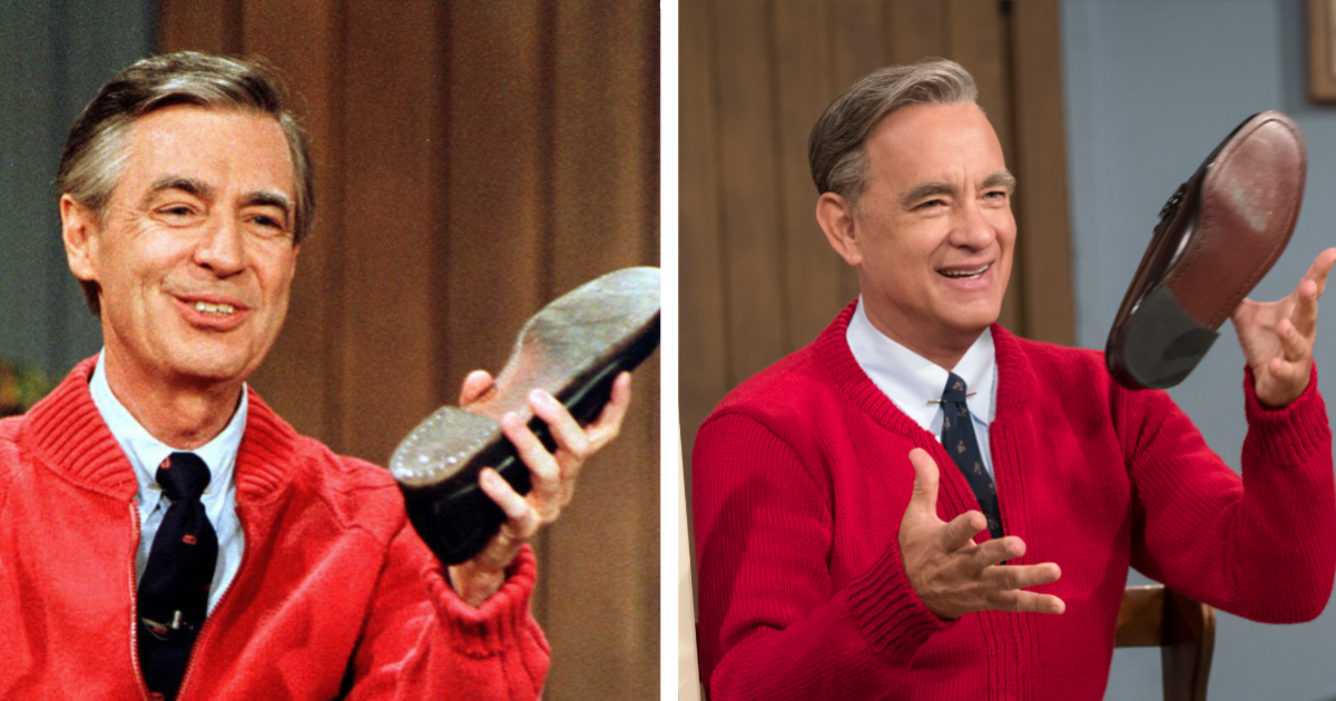 Tom Hanks Mr Rogers Related Actor Discovers Genealogy Days Before A Beautiful Day In The Neighborhood Movie Released Cbs News
