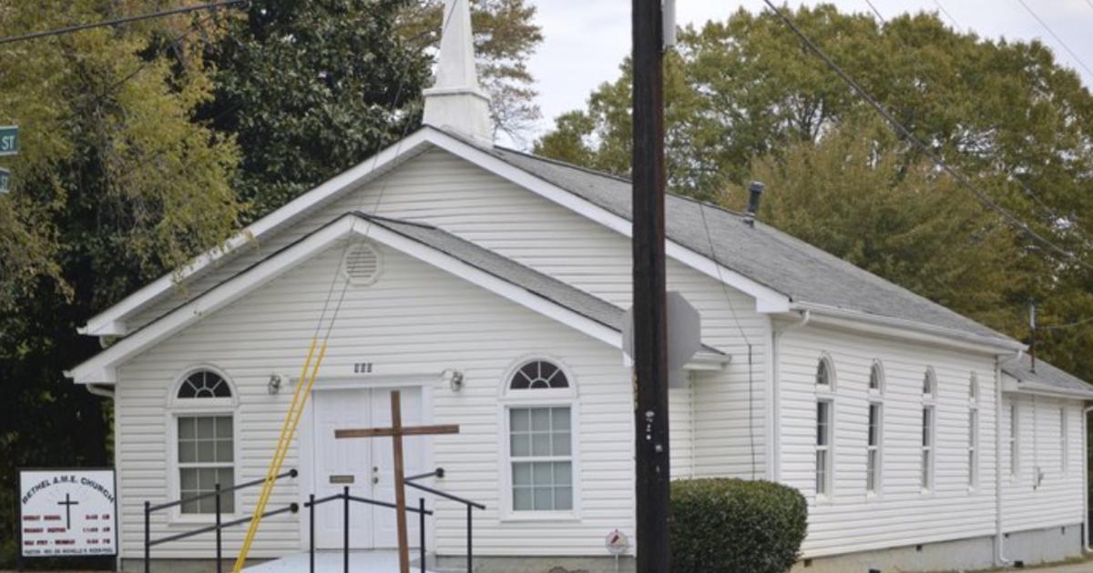 White teen girl sentenced for thwarted plot to attack Black churchgoers