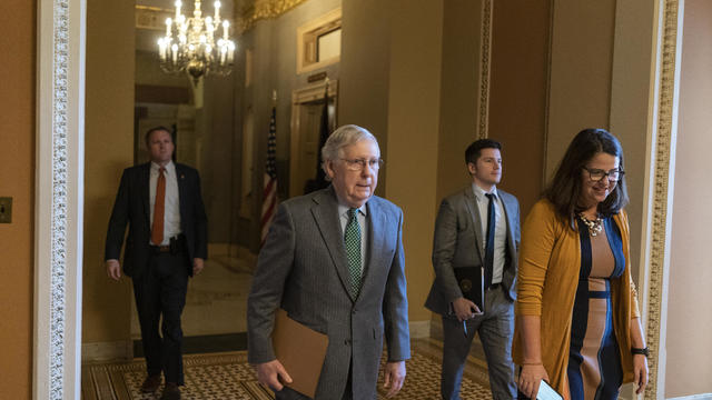 Senate to Vote On Continuing Resolution To Keep Government Funded