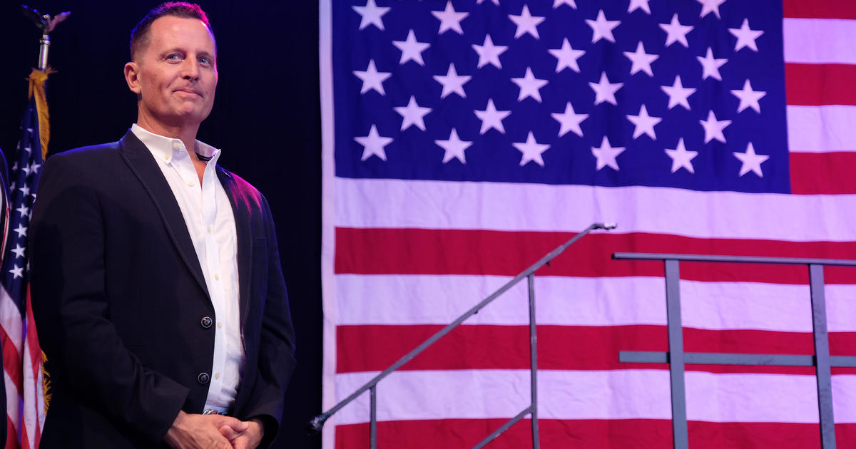 Trump expected tap ally Richard Grenell as acting...