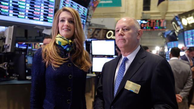 Wall Street Intercontinentalexchange
