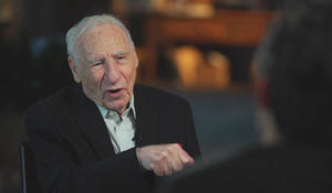 Listen to our Mel Brooks podcast!