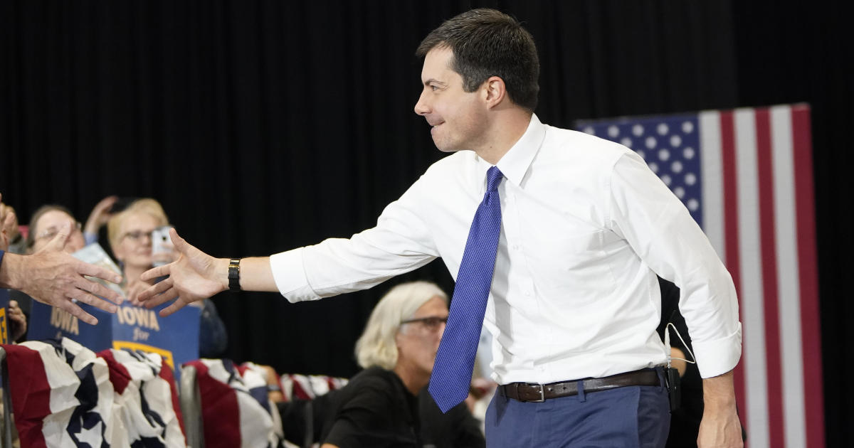 Pete Buttigieg to allow access to closed-door fundraisers