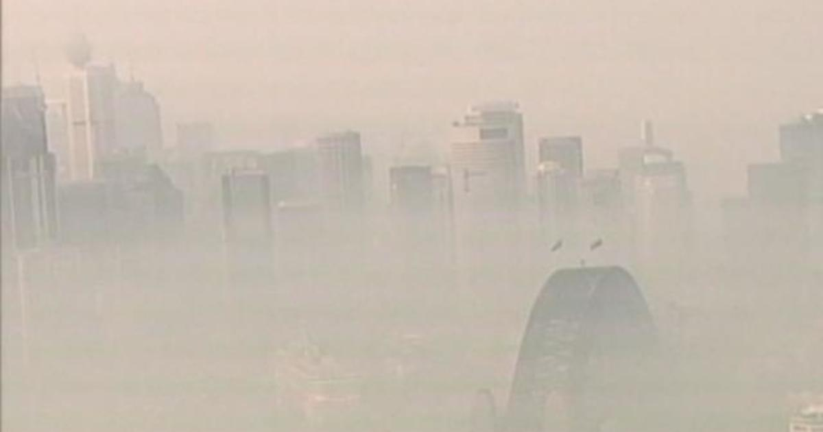 WorldView: Sydney smothered in smoke, and more global headlines