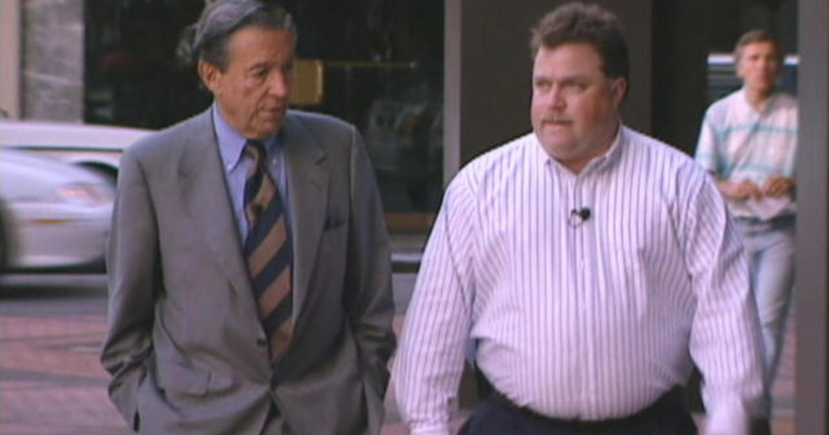 Richard Jewell: The 60 Minutes interviews - CBS News