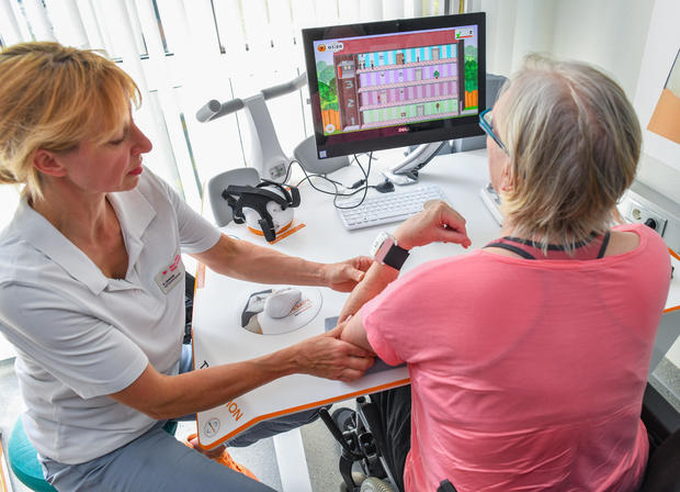 Rehabilitation Centre Wolletzsee Specialist Clinic