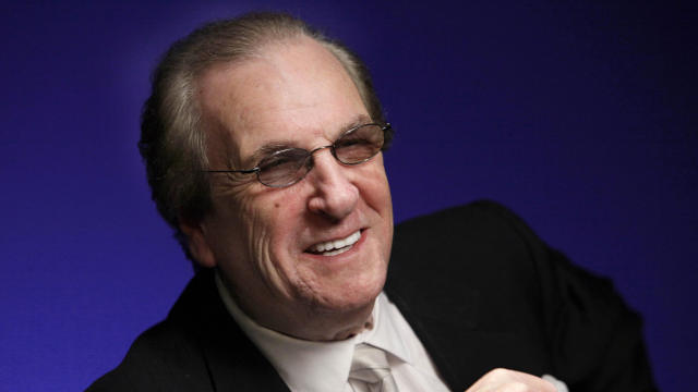Actor Danny Aiello smiles while being photographed in New York October 7, 2011.