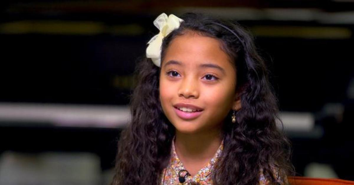"First black Marie in ""The Nutcracker"" hopes to empower other girls"