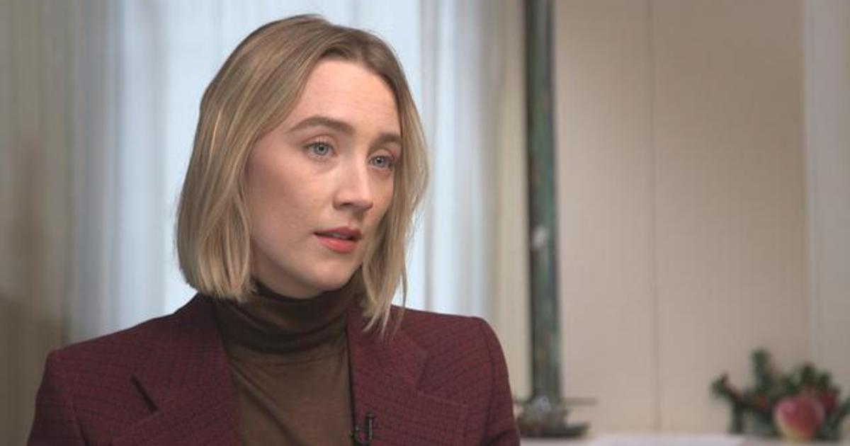 """Little Women"" star Saoirse Ronan on ""stubborn"" Jo March"
