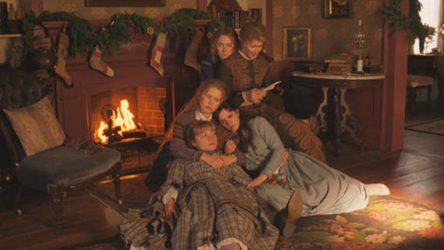 Little Women Louisa May Alcott S Beloved Novel About The March Sisters Is Now A New Film By Greta Gerwig Starring Saoirse Ronan Cbs News