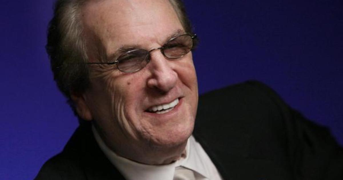 Actor Danny Aiello known for tough-guy roles