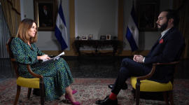 El Salvador President Nayib Bukele: The 60 Minutes Interview