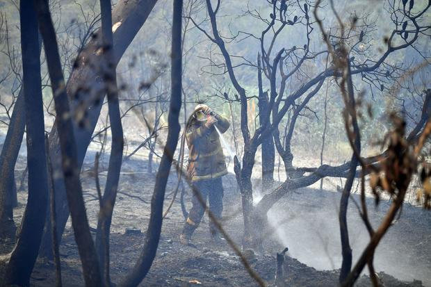 AUSTRALIA-FIRE-CLIMATE-HEALTH-POLLUTION