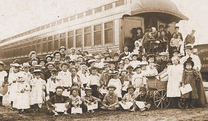 The legacy of the Orphan Train