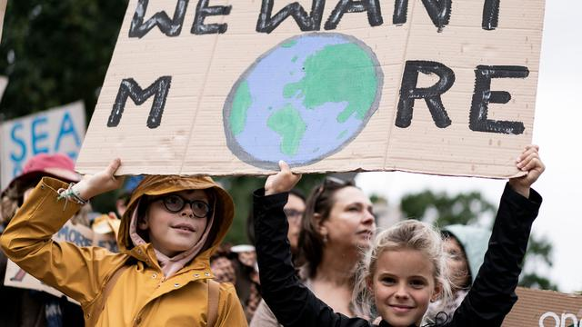 NETHERLANDS-CLIMATE-CHANGE-STRIKE-GLOBAL-WEEK