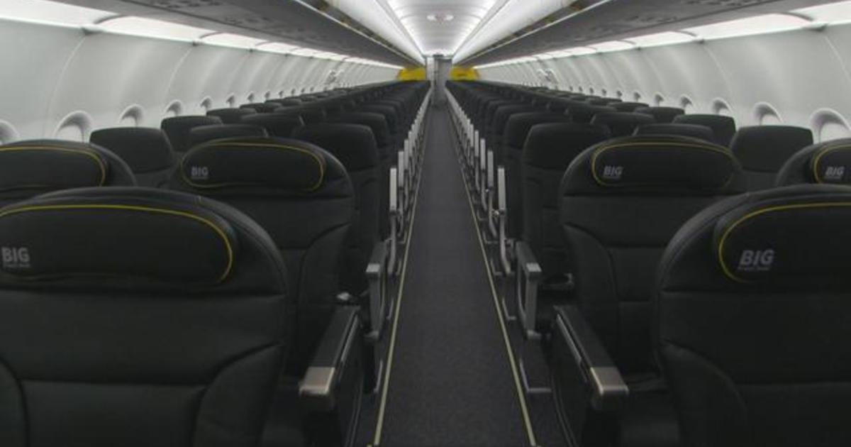Spirit Airlines Setzt Suche Nach Dem Perfekten Sitzplatz Im Flugzeug