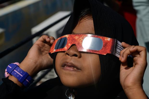 TOPSHOT-INDONESIA-ASTRONOMY-SOLAR-ECLIPSE