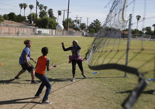 Arizona Accepting Refugees