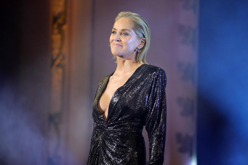 Sharon Stone blocked on Bumble after users report her account as ...