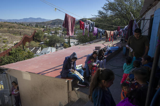 Mexico Migrant Smuggling