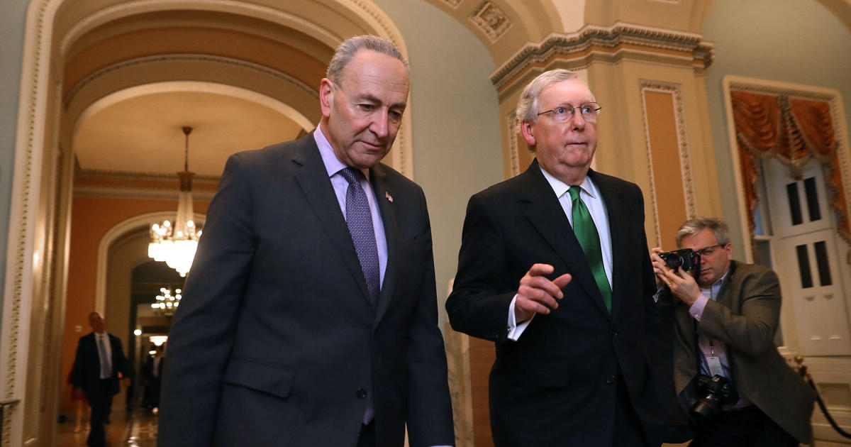 McConnell-Schumer showdown over filibuster ends