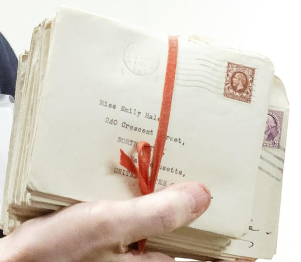 T.S. Eliot Letters
