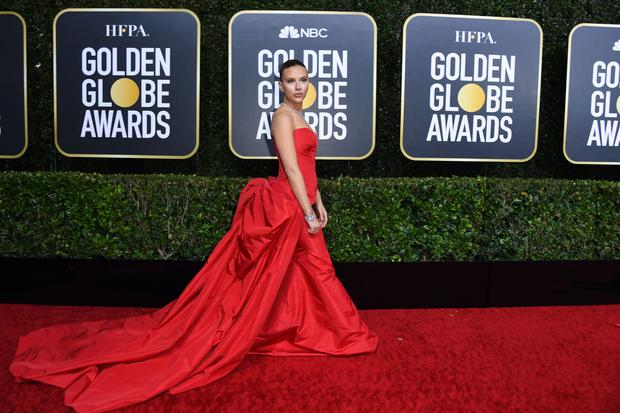 Golden Globes 2020: Red carpet arrivals