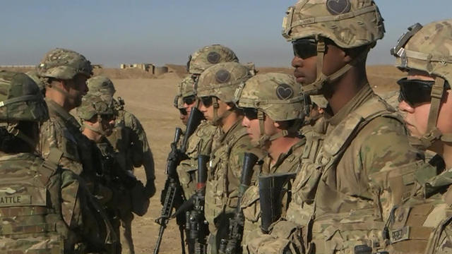 Image result for Trump threatens sanctions if US troops are expelled from Iraq