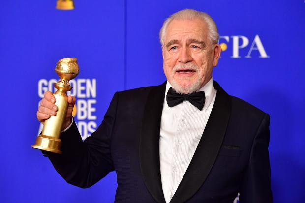 Brian Cox — Golden Globes