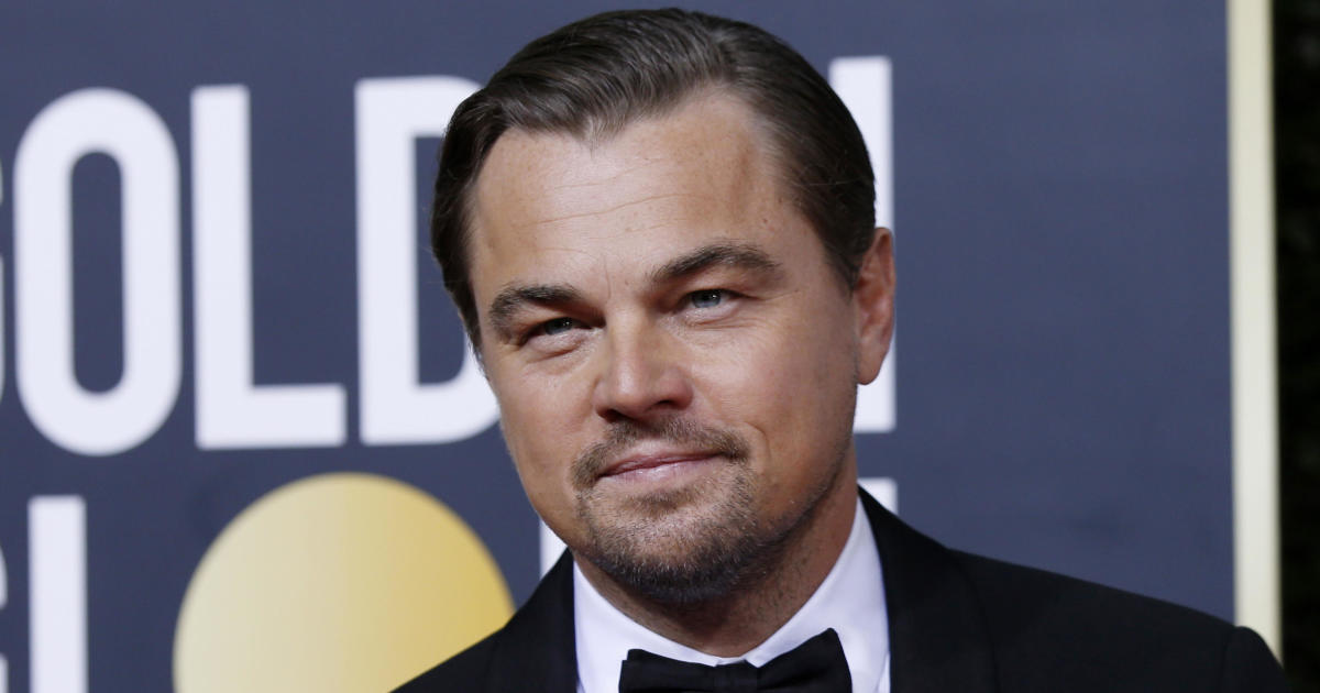 Leonardo DiCaprio helps save man who fell overboard in the Caribbean