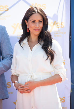 """Meghan Markle's style, from """"Suits"""" to the royal family"""