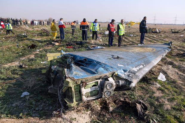 IRAN-UKRAINE-CANADA-AVIATION-ACCIDENT