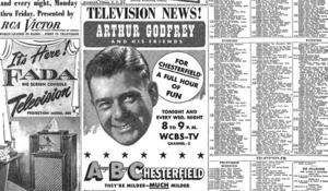 """""""Arthur Godfrey and His Friends"""""""