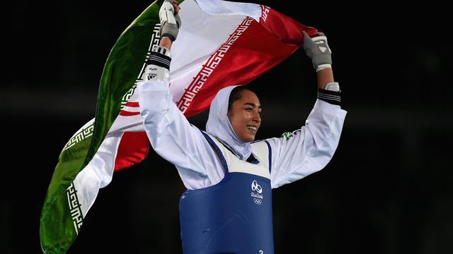 Taekwondo - Olympics: Day 13