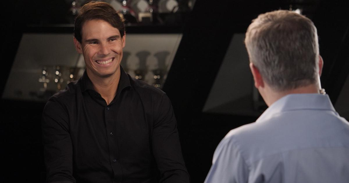 Rafael Nadal on his island home, his rivalry with Roger Federer, and his family