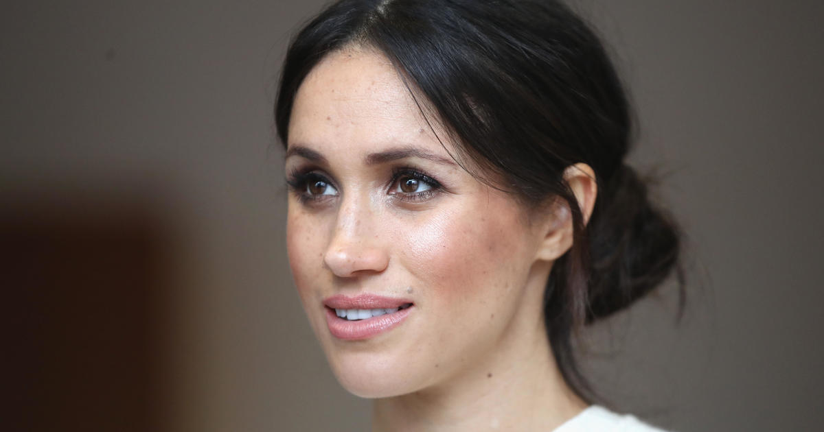 meghan markle opens up about her unbearable grief after a miscarriage in the summer cbs news cbs news