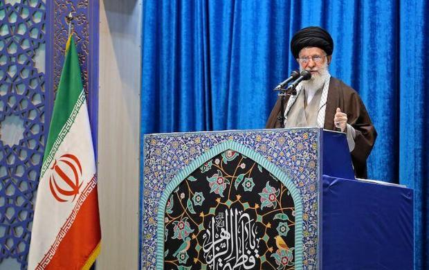 "Iran's supreme leader blasts U.S. ""clowns"" in rare personal message amid a crisis"