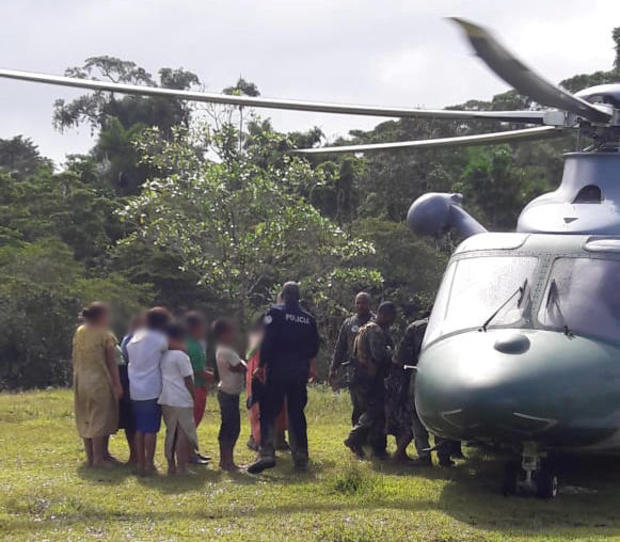 Brutal religious ritual leaves 7 dead in remote Panama jungle community
