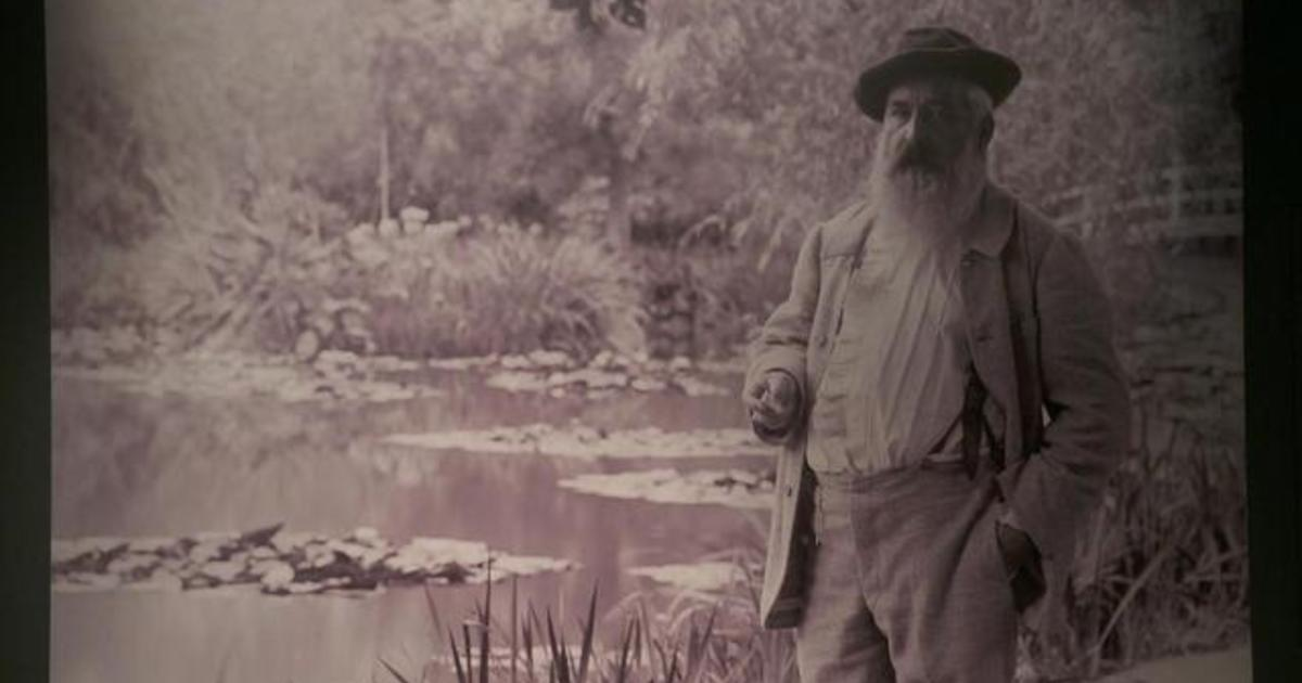"""""""Claude Monet: The Truth of Nature"""""""