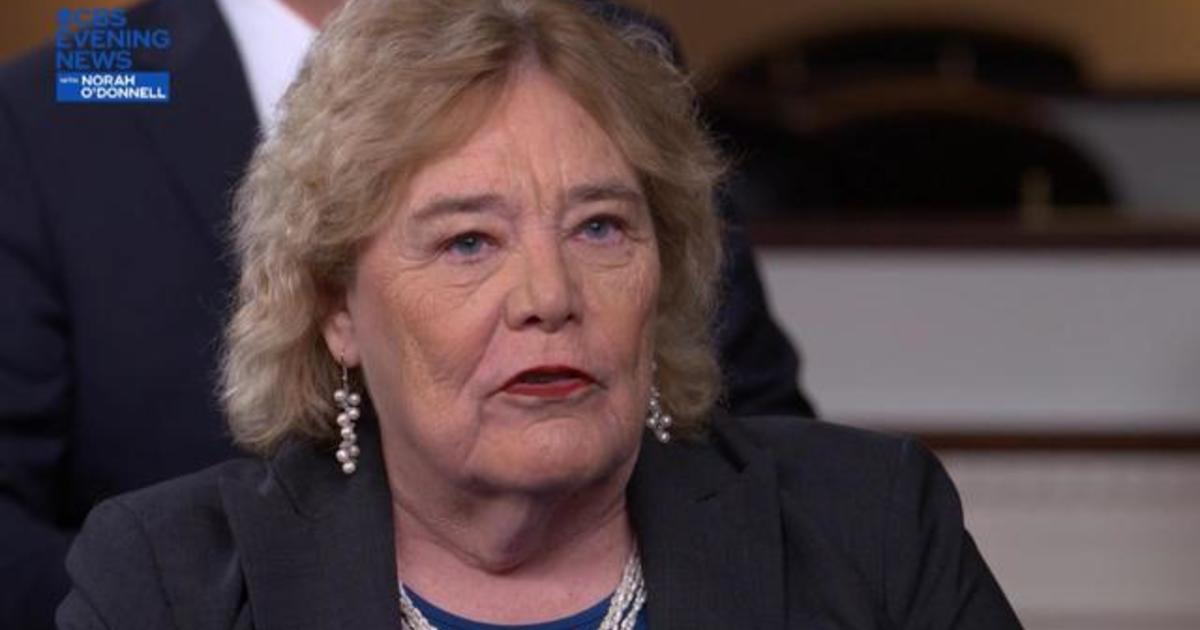 """Rep. Zoe Lofgren: Trump has """"tried to obstruct every single member of the administration from appearing"""""""